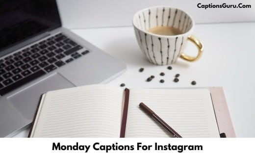 Monday Captions For Instagram