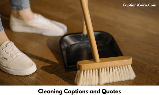 Cleaning Captions and Quotes